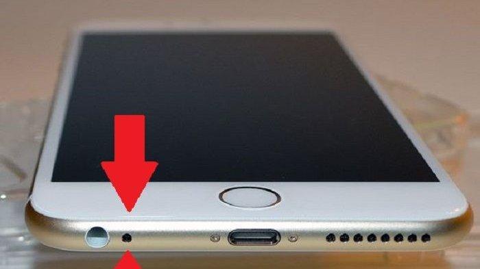 Fungsi Lubang pada Smartphone