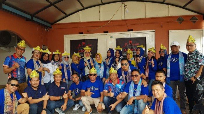Jalal Tol Palembang Lampung, HR-V Indonesia Chapter Lampung Keliling Palembang