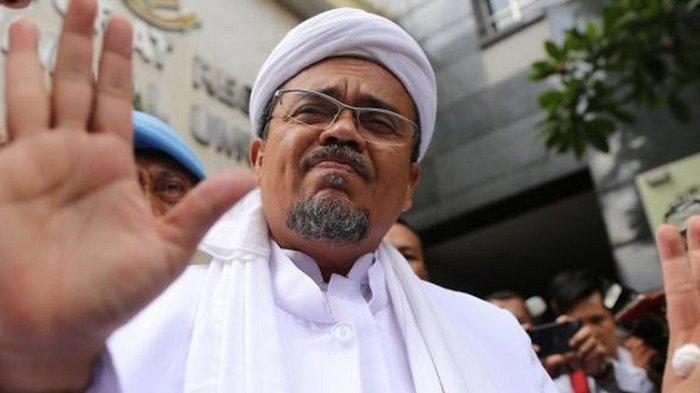 Replik JPU Bernuansa Propokatif Karena Sebut Julukan Imam Besar HRSHanya Isapan Jempol.