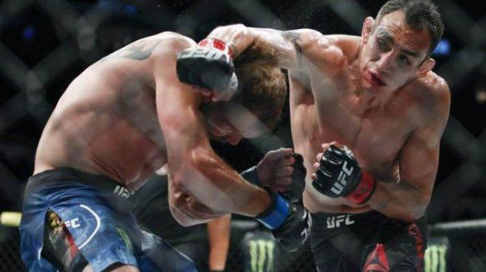 Bak Habis Tertabrak Truk, Presiden UFC Tak Tega Lihat Tony Ferguson Setelah Dihajar Justin Gaethje