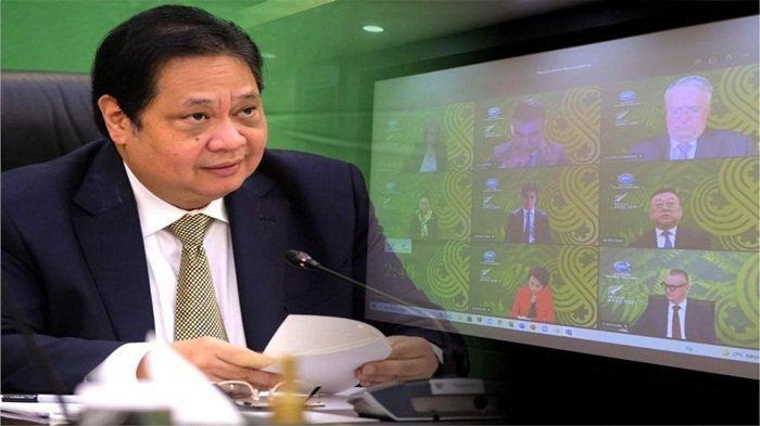 Menko Airlangga: Indonesia Merupakan Negara Ekonomi Terbesar di ASEAN