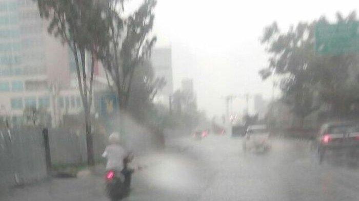 Peringatan Dini BMKG Minggu 21 Februari 2021: Waspada Cuaca Ekstrem di 17 Wilayah Termasuk SUmsel