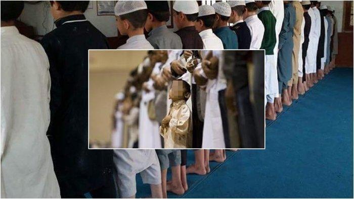 Tak Boleh Usir Anak Kecil dari Shaf Pertama Sholat Berjamaah, Ini Kata Buya Yahya, Perhatikan 4 Hal