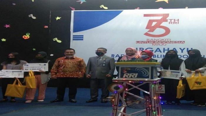 Menjaga Netralitas Penyiaran Selama Pilkada, LPP RRI Peringati Hari Ulang Tahun ke-75