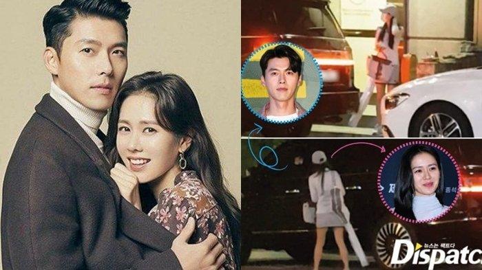 Dispatch Bongkar Fakta Hyun Bin dan Son Ye Jin Crash Landing On You Berpacaran, Ini Kata Agensi!