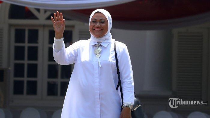 Menteri Ketenagakerjaan Positif Covid-19, Ida Fauziyah: Mohon Doanya Ya