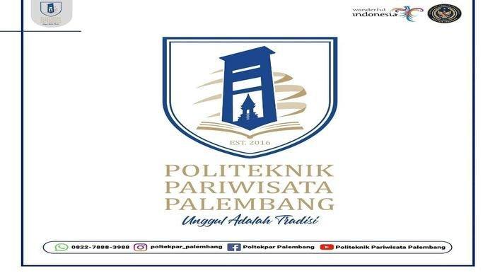 Identitas Baru Poltekpar Palembang, Innovation, Adaptable, Collaboration