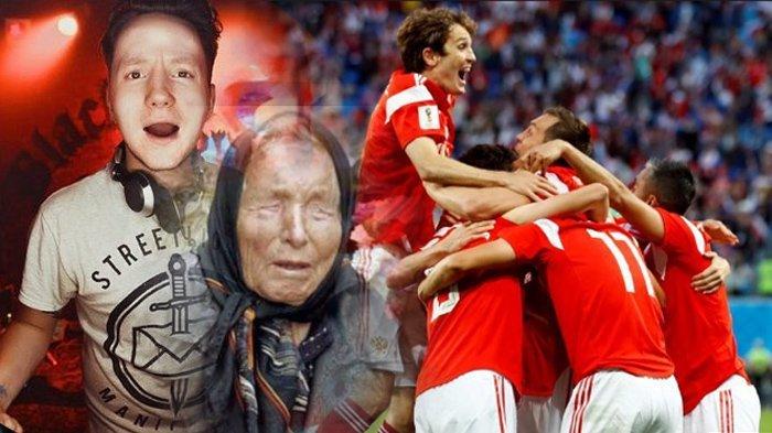 Tepat Ramal Skor Piala Dunia 2018, Pria Rusia Ini Disebut Punya Mesin Waktu