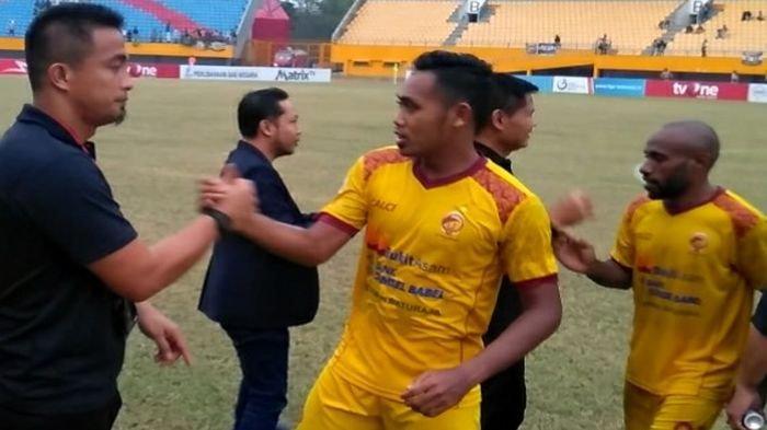 Nasib Belum Jelas Alasan Ini Buat Ahmad Ihwan Prioritas di Sriwijaya FC