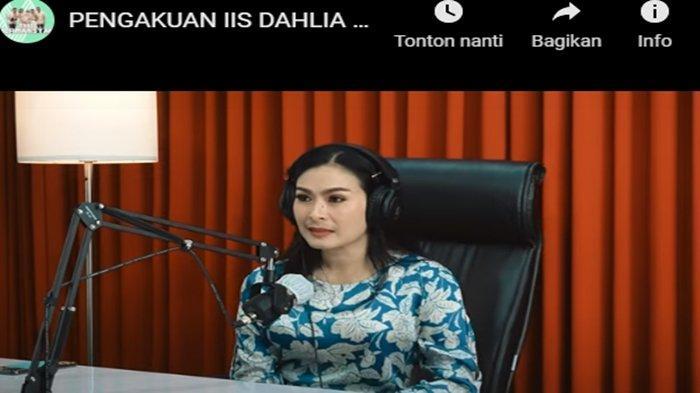 Iis Dahlia di podcast bersama Ashanty