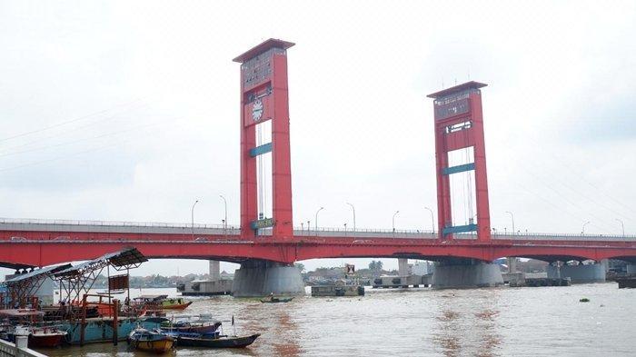 Fakta-fakta dan Sejarah Jembatan Ampera Palembang, Jadi Ikon Terkenal Kota Palembang!