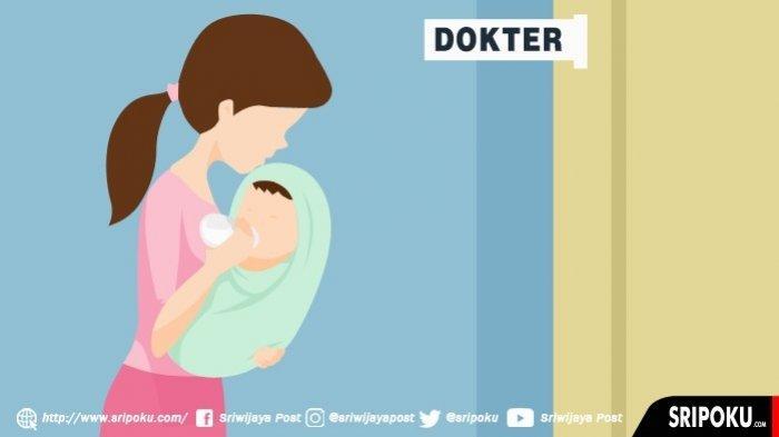 Kenali Tumbuh Kembang Bayi Satu Bulan, Bisa Kenali Suara Orang Tua, Jangan Khawatir Timbangan Turun