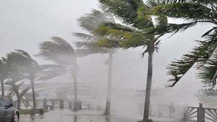 Peringatan Dini Cuaca Ektrem Besok Senin 10 Mei 2021: Waspada Hujan Lebat Disertai Angin, Sumsel?