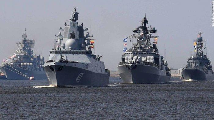 Kapal-kapal Perang China Geruduk Indonesia, Pemerintah Diminta Waspada
