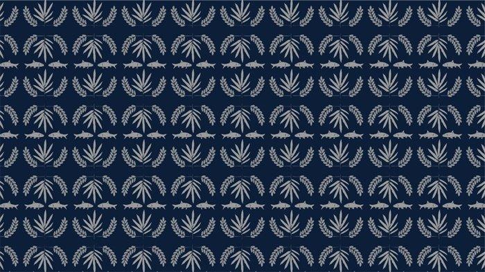 Rancangan Batik Khas Pasemah Air Keruh