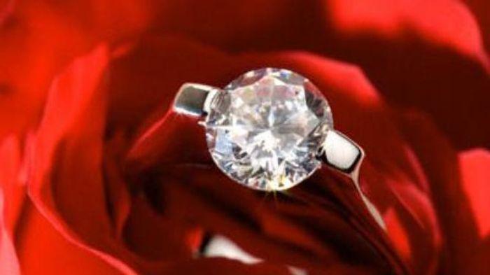 Ilustrasi cincin berlian