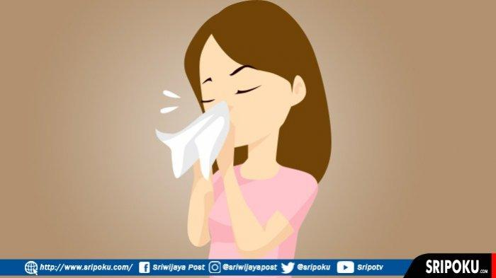 Ilustrasi flu.