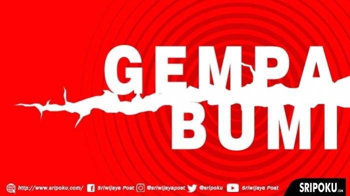 Gempa Dengan Skala 7,2 SR Mengguncang Maluku Utara, Minggu Pukul 16.10 Wib