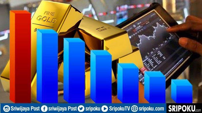 Harga Emas Antam Jelang Ramadan Hari Ini Turun Rp 2.000, Jadi Rp 922.000 per Gramnya