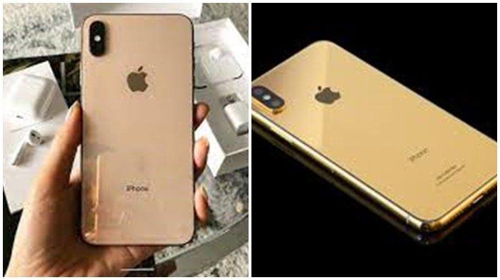 iPhone XS Warna Gold Dicuri Orang saat Coba Baju di Kamar Pas Salah Satu Mal Terbesar Palembang