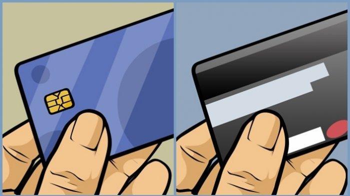 Segera Ganti Kartu ATM Anda, Ini Beda Kartu ATM yang Pakai Chip dengan yang Pakai Pita Magnetik