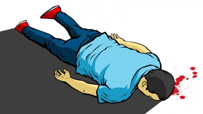 Seorang Paman dan Keponakan di Padang Tewas Bersimbah Darah Akibat Senjata Tajam, Begini Kronologi