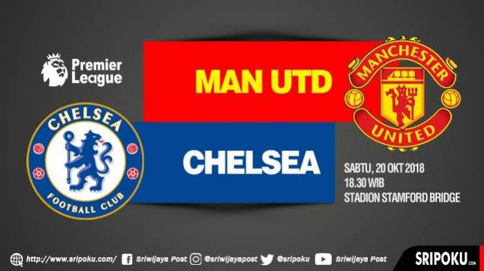 Chelsea vs Manchester United  di Piala FA - Pasukan Roman Abramovich Selalu Menang 1-0