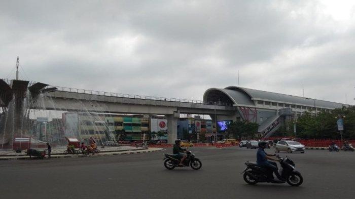 Prakiraan Cuaca BMKG di Kota Palembang Hari Ini, Selasa 28 Mei 2019, Waspada Udara Kabur