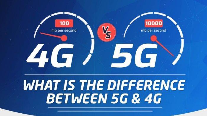 Ada Plus dan Minusnya, Ini Perbedaan antara Jaringan Internet 4G dan 5G
