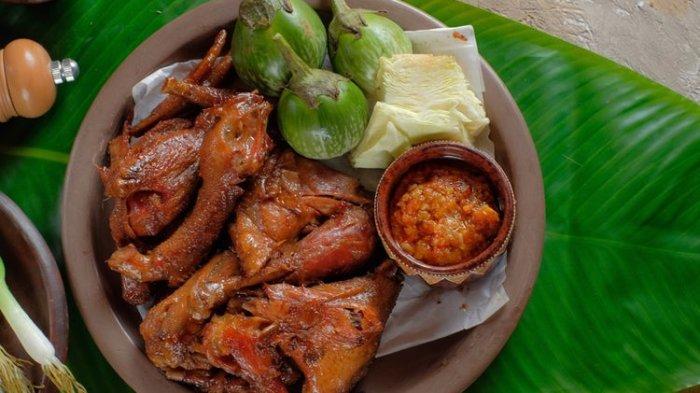 Resep Ayam Goreng Bumbu Bacem, Racikan Tradisional dengan Rasa Sedap Cocok Juga untuk si Kecil