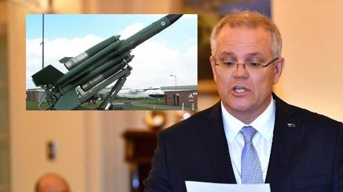 China Arahkan Rudal Hipersonik Siap Serang Pusat Militer dan Wilayah Australia, PM Scott 'Ketakutan'