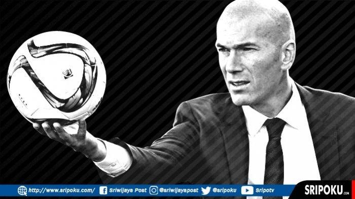 Masa Depan Zinedine Zidane Terancam Real Madrid Hubungi Calon Pelatih Pengganti, Ini Sosoknya