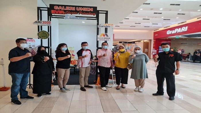 Indonesia Marketing Asosiation Palembang Dorong UMKM Naik Kelas Pasarkan Produk di Mall