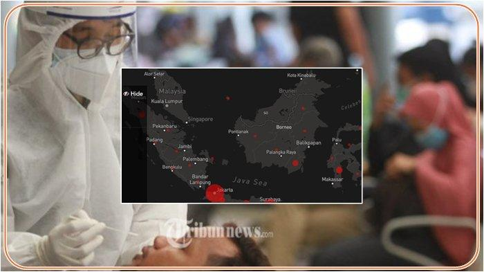 INDONESIA Dikepung Covid-19, Hanya 1 Pulau di Ujung Timur Ini Masih 0 Kasus, Bersisa 2 Zona Hijau