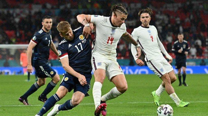 Juara Grup D dan Lolos Babak 16 Besar Euro 2020, Inggris Paling Pelit Untuk Cetak Gol, Ini Buktinya