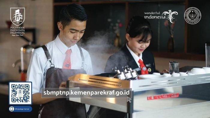 Ingin Menjadi BARISTA atau Bartender, AYO Daftarkan Dirimu ke Poltekpar Palembang