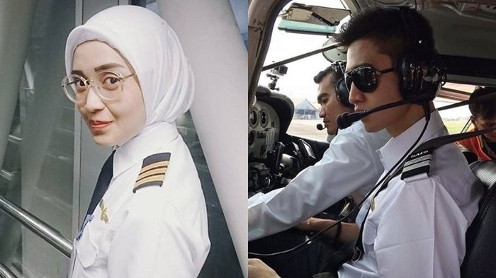 Inilah 4 Selebriti Indonesia yang Jago Terbangkan Pesawat, No 2 Punya 4 Ribu Jam Terbang