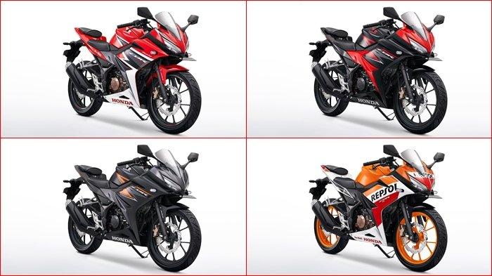 Astra Honda Motor Segarkan Tampilan Desain dan Warna, Bikin New Honda CBR 150 R Semakin Sporty