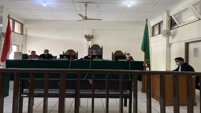 Instruktur Senam di Palembang Dipenjara Tujuh Tahun, Langsung Ingat Ortu dan Anak Usai Vonis Hakim