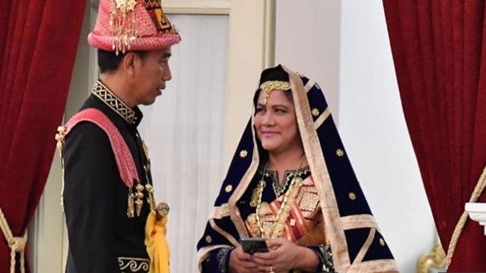 Fakta Presiden Jokowi & Iriana Cicil Beli Rumah karena tak Punya Duit, Kini Usaha Mebel hingga Eropa