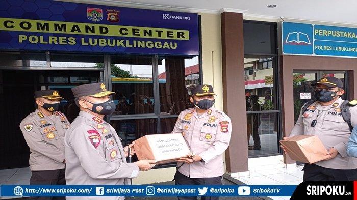 Pantau Langsung PPKM di Lubuklinggau, Irjen Pol Prof eko Indra Heri Minta Maaf ke Masyarakat