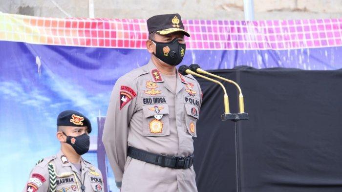 KAPOLDA Sumsel Beri Penghargaan ke 19 Anggota yang Dinilai Berdedikasi, ada Nama Kompol M Hadiwijaya