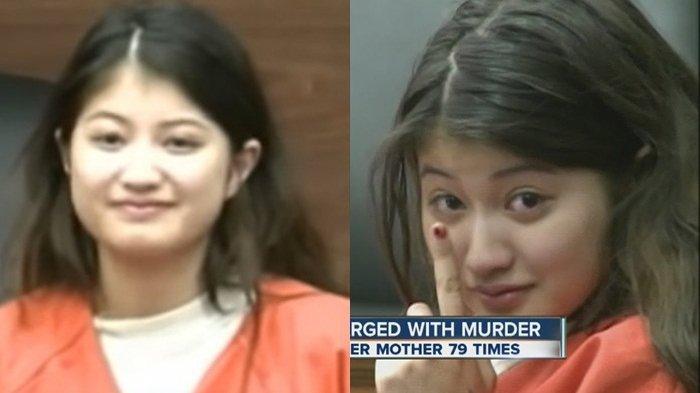 Isabella Guzman, gadis yang membunuh ibunya dengan menikam sebanyak 151 kali di Colorado, AS pada 2013