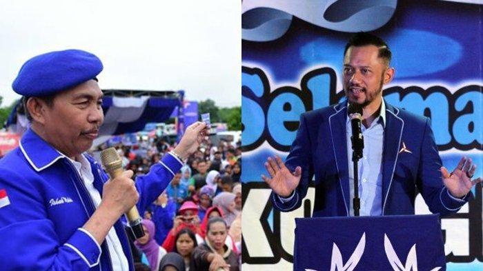 Kubu AHY Didesak Minta Maaf ke Jokowi, Politisi Demokrat Asal Sumsel Angkat Bicara : Tak Perlu