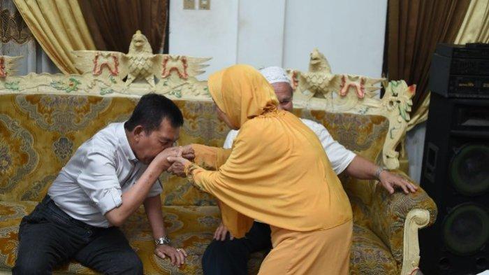 Gelar Open House di Kampung Halaman OKI, Ishak Mekki Dengarkan Kebutuhan Warga