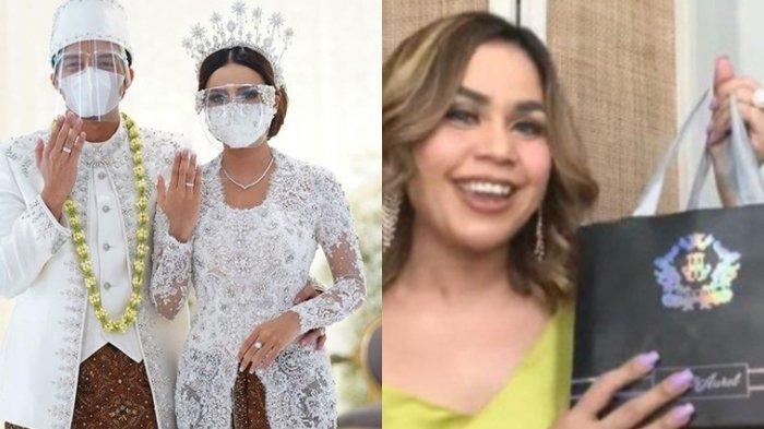 Bukan Main, Melaney Ricardo Terkejut Lihat Isi Souvenir Nikahan Aurel & Atta, Ada Perhiasan Mewah!