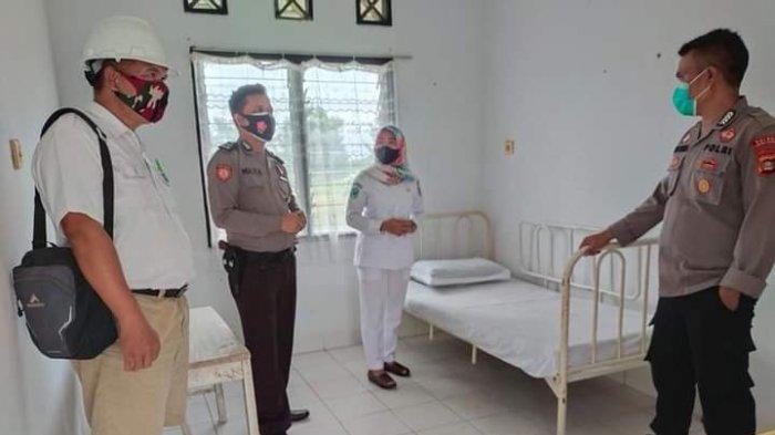 Permintaan Polres, Sejumlah Perusahaan di Muratara Siapkan Ruang Isolasi untuk Pasien Covid-19