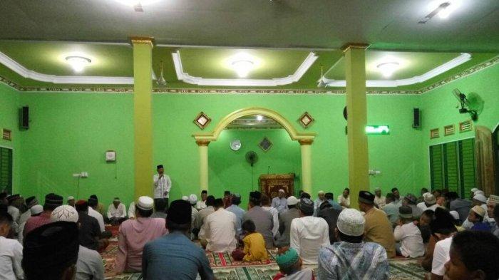 Ketua MUI Kota Palembang Ustdz Saim Marhadan : Isra' Mikraj Jangan Hanya Seremoni