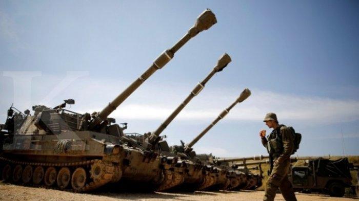 Suriah Utara Diduga Diserang Jet Tempur Israel, 38 Orang Tewas