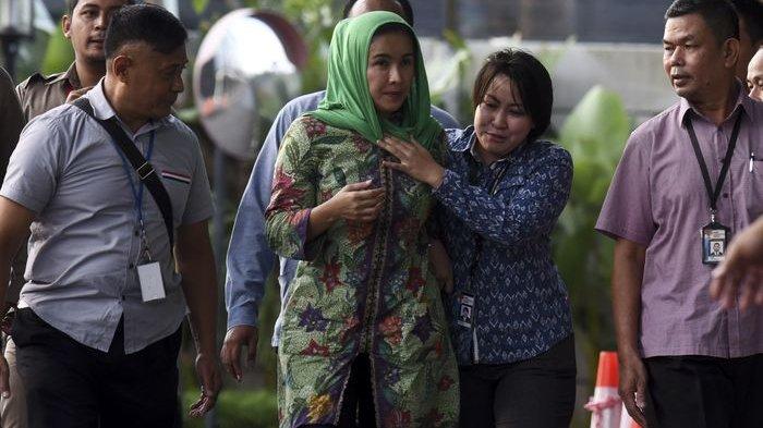 Pimpinan KPK Sayangkan Ridwan Mukti dan Istrinya Tertangkap. Ternyata Ini Alasannya